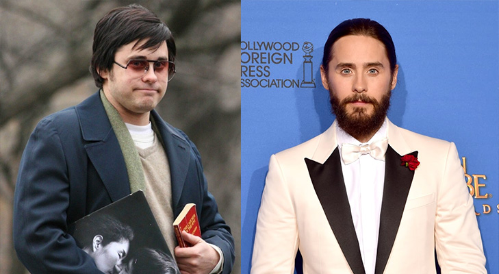jared leto weight gain for chapter 27 @TheRoyaleIndia