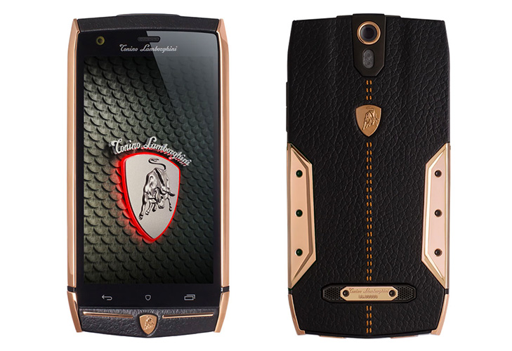 lamborgini 88 tauri most expensive phone @TheRoyaleIndia