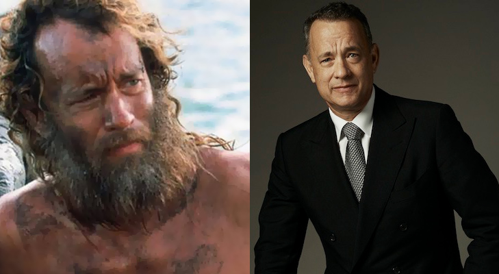 tom hanks cast away weight loss @TheRoyaleIndia