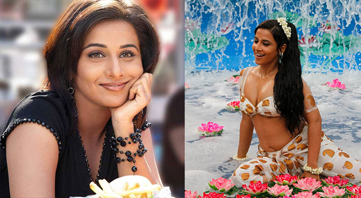 vidya balan dirty picture weight gain @TheRoyaleIndia
