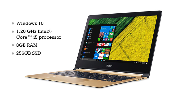 acer swift 7 laptop features @TheRoyaleIndia