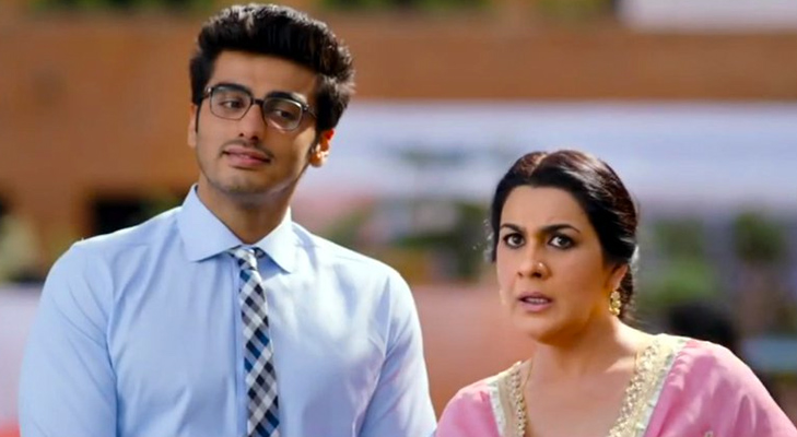 amrita singh comeback movie 2 states @TheRoyaleIndia