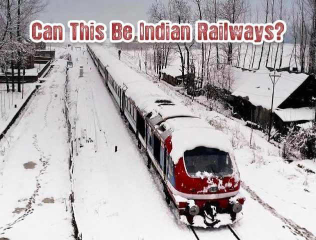 Best Rail routes in India @TheRoyaleIndia