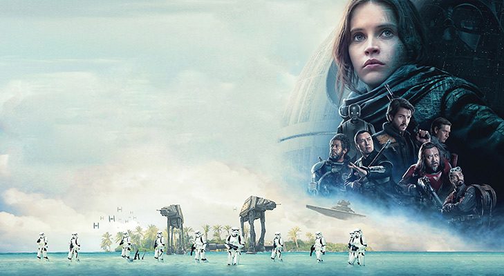 best movies releasing december 2016-rogue one a star wars story @TheRoyaleIndia