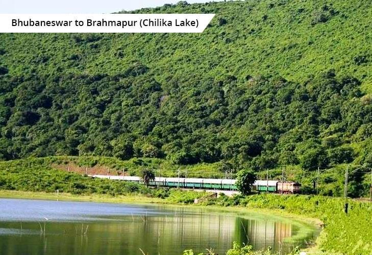 chilika lake bhubaneswar brahmapur best routes india @TheRoyaleIndia