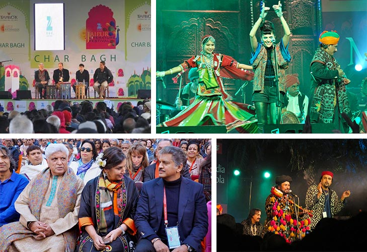 jaipur literature festival highlights @TheRoyaleIndia