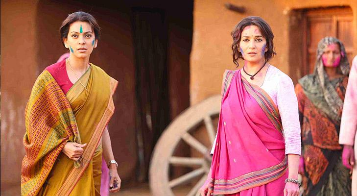 juhi chawla gulaab gang comeback movies @TheRoyaleIndia