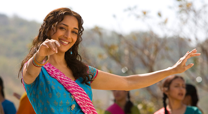 madhuri dixit aaja nachle comeback movie @TheRoyaleIndia