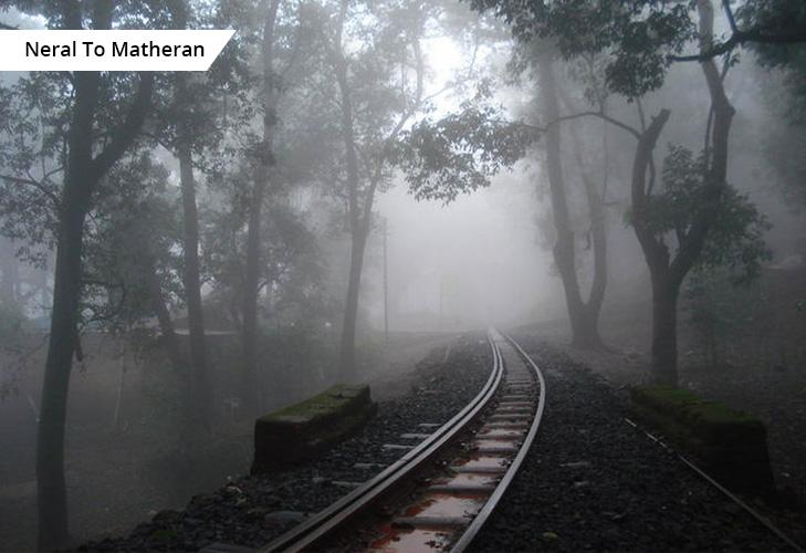 neral matheran hill railways best rail route india @TheRoyaleIndia