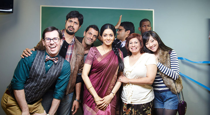 sri devi english vinglish comeback movie @TheRoyaleIndia
