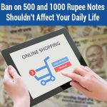 BEAT THE ATM & BANK QUEUES: BUY THE DAILY NECESSITIES ONLINE