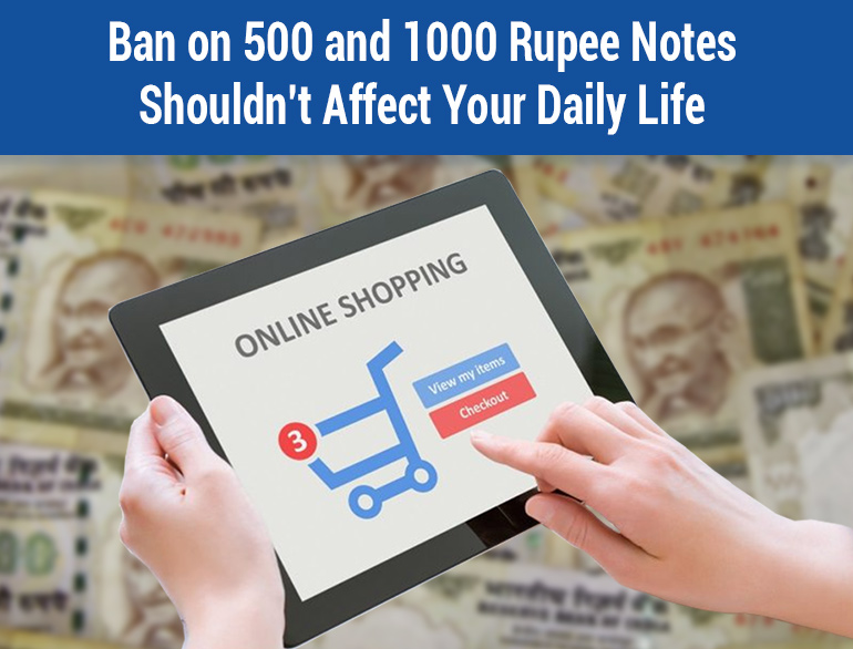 Tips to manage life post ban on Indian currency @TheRoyaleIndia