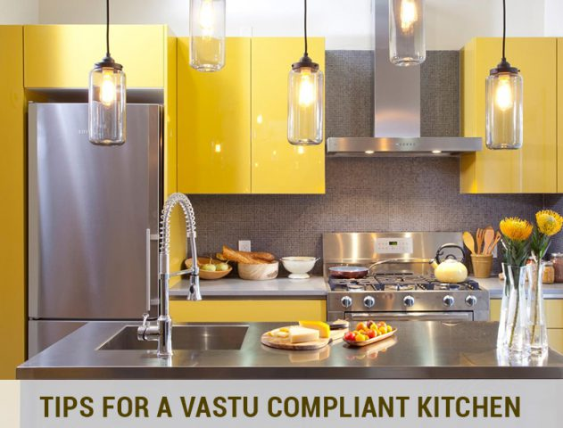 Vastu Shastra Tips for kitchen @TheRoyaleIndia