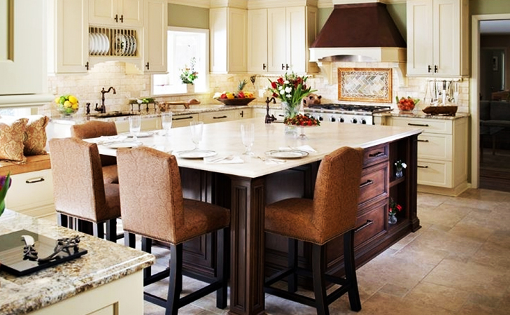 vastu tips kitchen dining tables @TheRoyaleIndia
