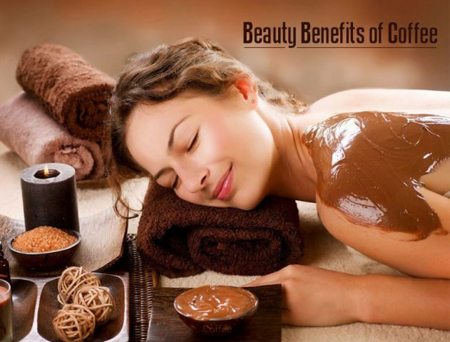 Beauty benefits of coffee @TheRoyaleIndia