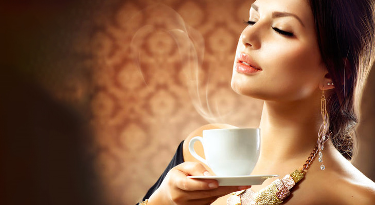 beauty benefits of coffee reset your olfactory nerves @TheRoyaleIndia