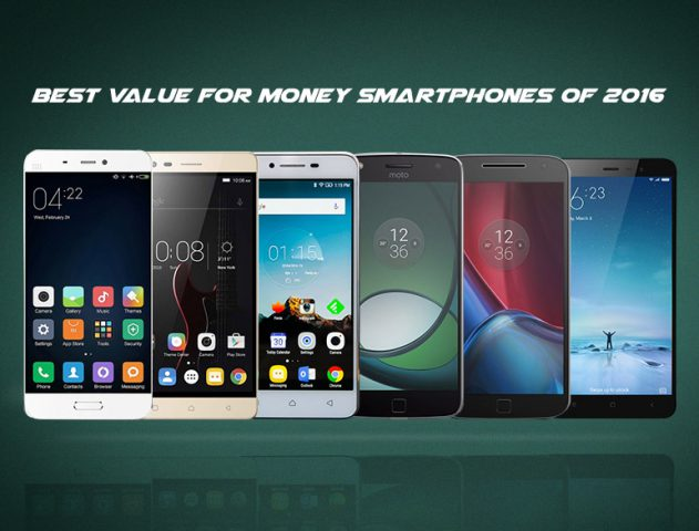 Best Value for Money Smartphones of 2016 @TheRoyaleIndia