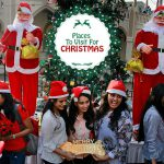 EXPERIENCE THE SPIRIT OF CHRISTMAS IN ALL ITS GLORY AT THESE PLACES IN INDIA