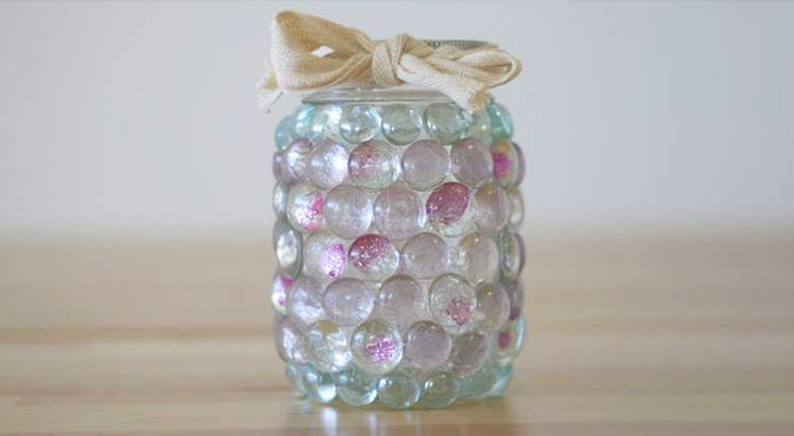 christmas decor ideas prism mason jar lantern @TheRoyaleIndia