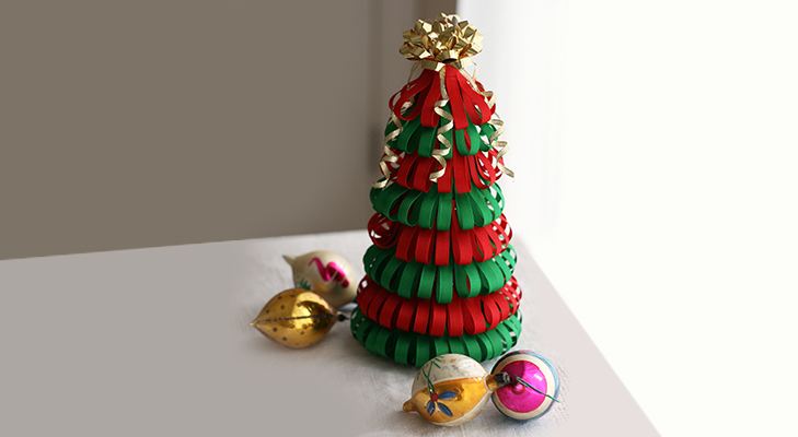 christmas decor ideas ribbons christmass tree @TheRoyaleIndia