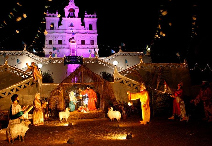 christmas destinations india goa @TheRoyaleIndia