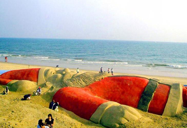 christmas new year destinations india goa @TheRoyaleIndia