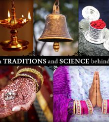 FOR THE THINKING MAN: SCIENCE BEHIND OUR TRADITIONS & BELIEFS