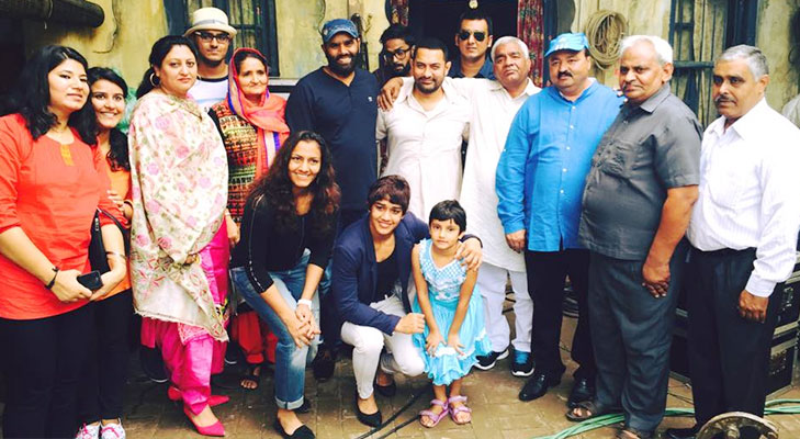 dangal movie phogat family @TheRoyaleIndia