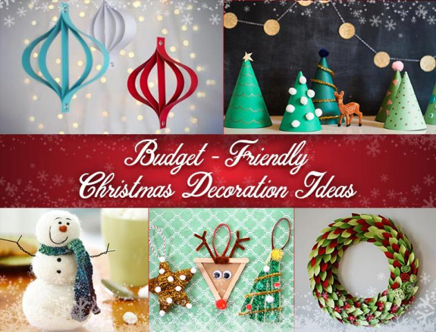 diy chistmas decor ideas @TheRoyaleIndia