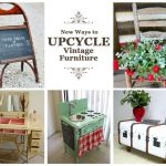 10 Creative Ways To Transform Your Old Furniture Into A New Masterpiece