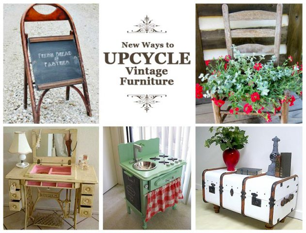 How to reuse your old furniture @TheRoyaleIndia