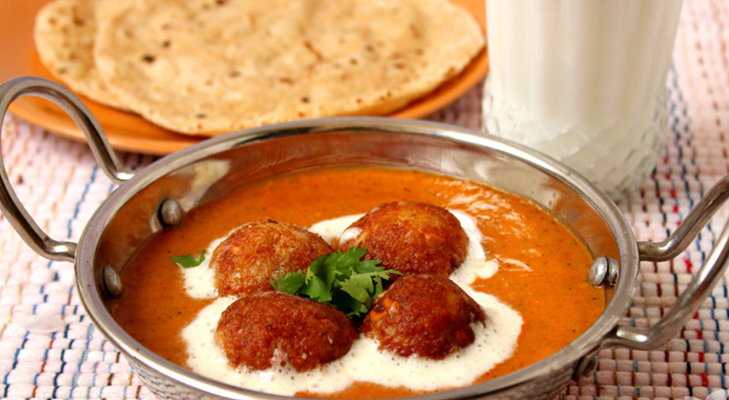 leftover dal recipes moong dal kofta curry @TheRoyaleIndia