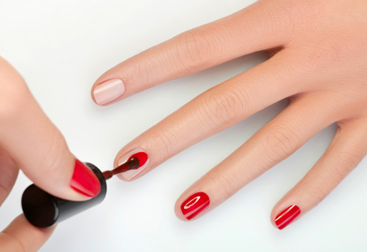 makeup mistakes skipping basecoat nailpaint @TheRoyaleIndia