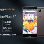 OnePlus 3T on sale exclusively for Amazon Prime members!