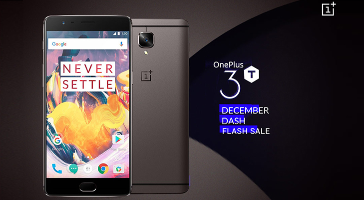 oneplus 3t amazon sale december @TheRoyaleIndia