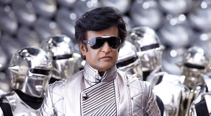 rajnikanth enthiran @TheRoyaleIndia