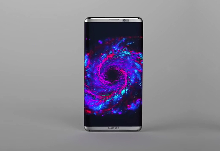 samsung galaxy s8 concept phone feature @TheRoyaleIndia