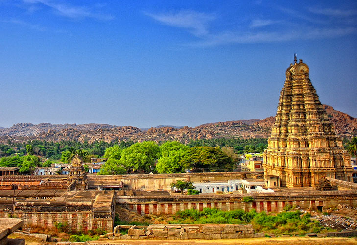 winter honeymoon destination hampi @TheRoyaleIndia