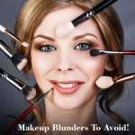 Ten makeup mistakes you are probably making without even realising!
