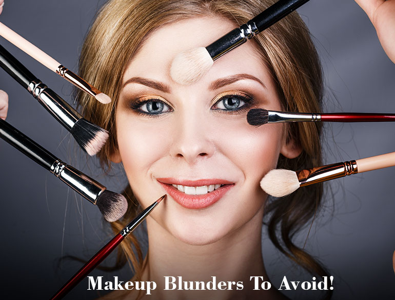 Worst Makeup mistakes @TheRoyaleIndia