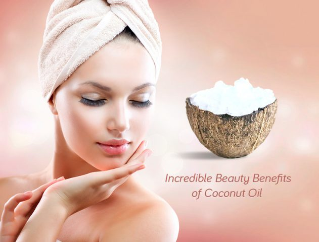 Beauty benefits of coconut oil @TheRoyaleIndia