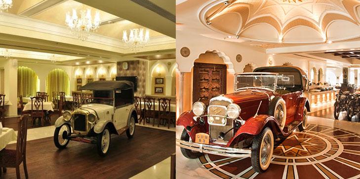 best theme restaurants delhi 21 gun salute @TheRoyaleIndia