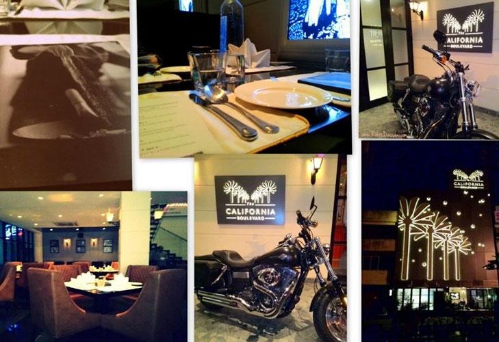 best theme restaurants delhi california boulevard gurgaon @TheRoyaleIndia