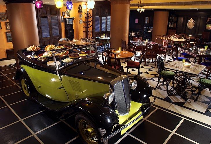 best theme restaurants delhi chor bizzare @TheRoyaleIndia