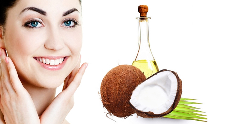 coconut oil beauty benefits moisturiser @TheRoyaleIndia