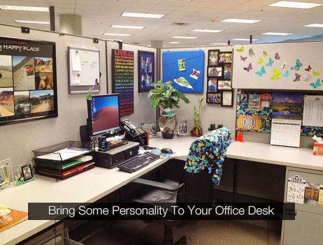 Fun ways to personalise office desk @TheRoyaleIndia