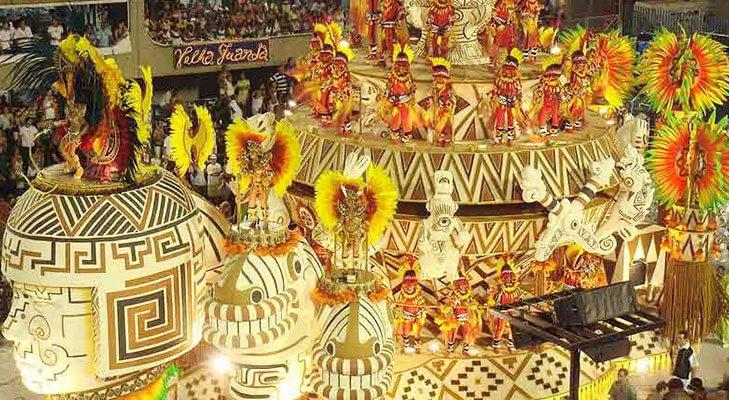 Goa carnival @TheRoyaleIndia