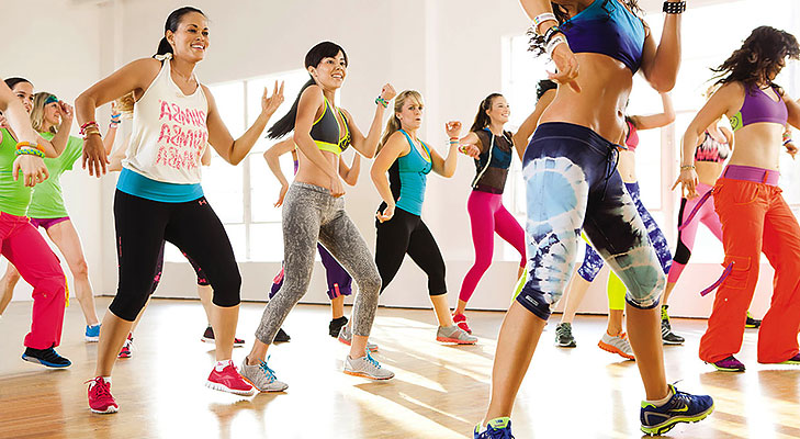 Gym Alternative fitness zumba class @TheRoyaleIndia