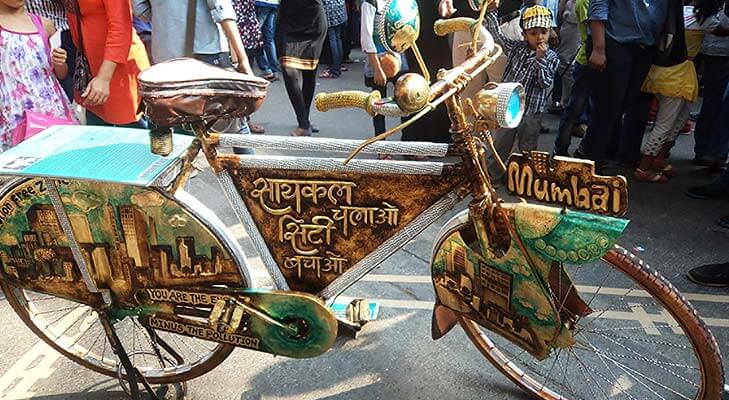 Kala ghoda festival mumbai @TheRoyaleIndia