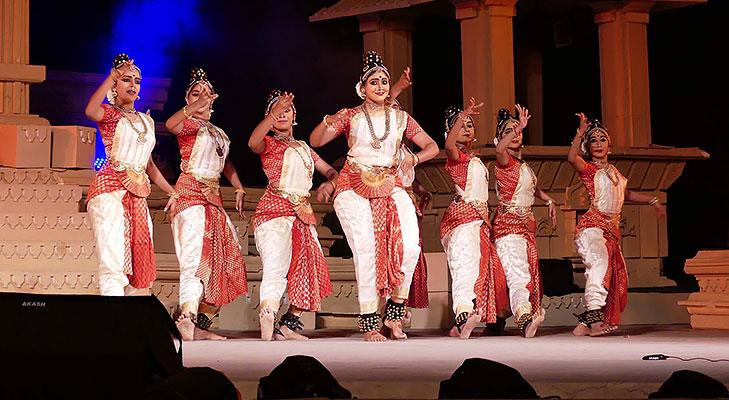 Khajurao dance festival @TheRoyaleIndia